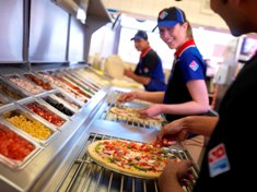 Dominos Pizza franchise business pizza delivery brand opportunity career make money Ireland